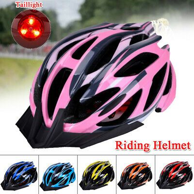Ad Ebay Bicycle Helmet Adult Cycling Mountain Road Bike Riding