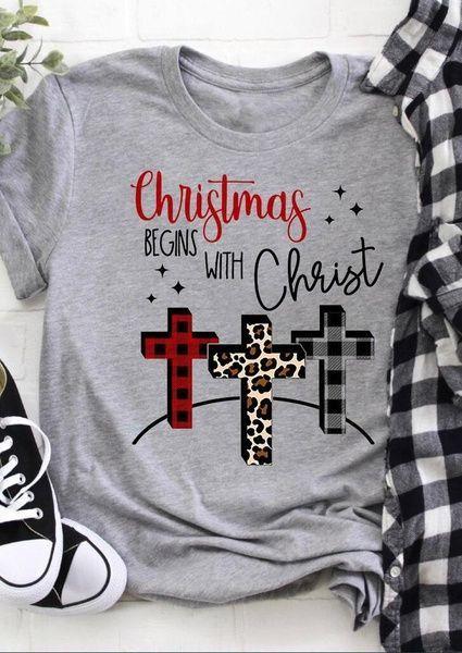 Christmas Begins Tshirt Fd30n In 2020 Christmas Tshirts Holiday Shirts Shirts