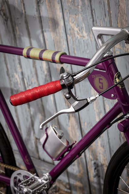 From Pashley Speed 5 to Pashley Tweed 5. | Velo, Bicyclette