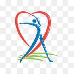 Logo Vektor Grafis Saham Ilustrasi Gambar Makanan Sehat Jantung