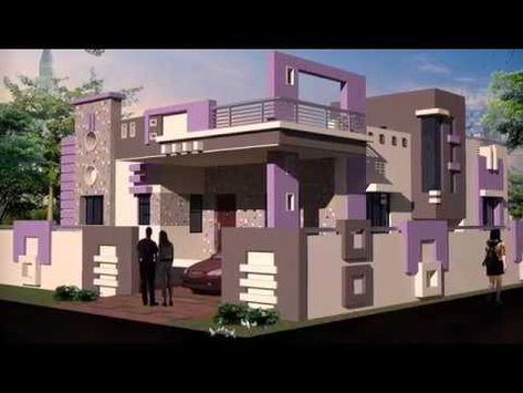 Unlimited Ground Floor House Designs 10m View Single Floor House Design House Viewing House Front Design