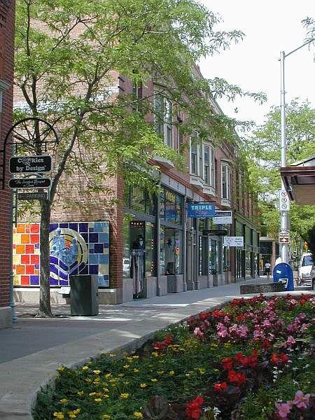 Grand Junction, Colorado.  main street