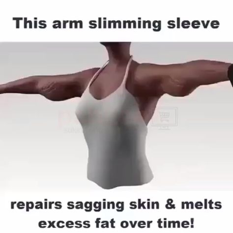 50% OFF Tone Up Arm Shaping Sleeves
