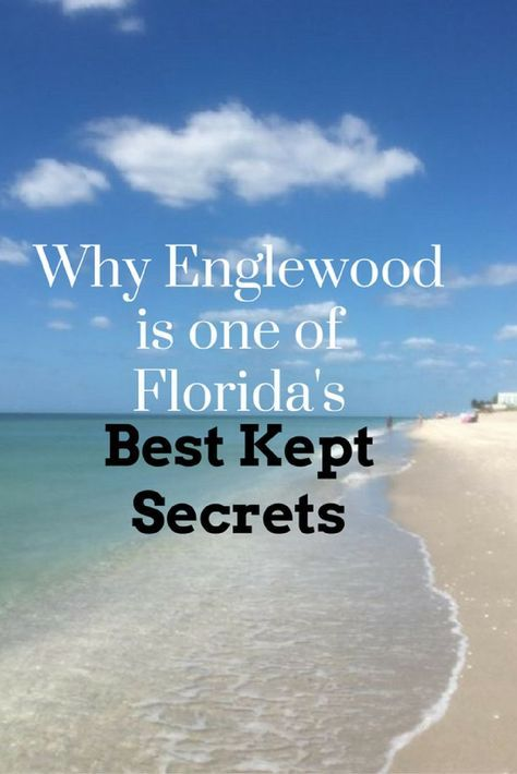 Why Englewood is One of Florida's Best Kept Secrets – Adventure Mom Find out why Englewood, Florida is one of Florida's best-kept secrets. Learn where to go, what to do and where to stay during your visit for a memorable vacation. Florida Vacation Spots, Moving To Florida, Visit Florida, Florida Travel, Florida Beaches, Florida Keys, Vacation Ideas, Florida Living, Italy Vacation