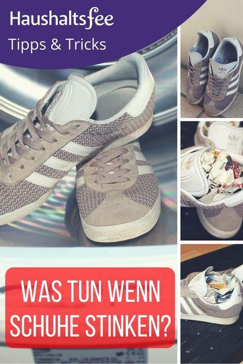 Tipps Gegen Stinkende Schuhe