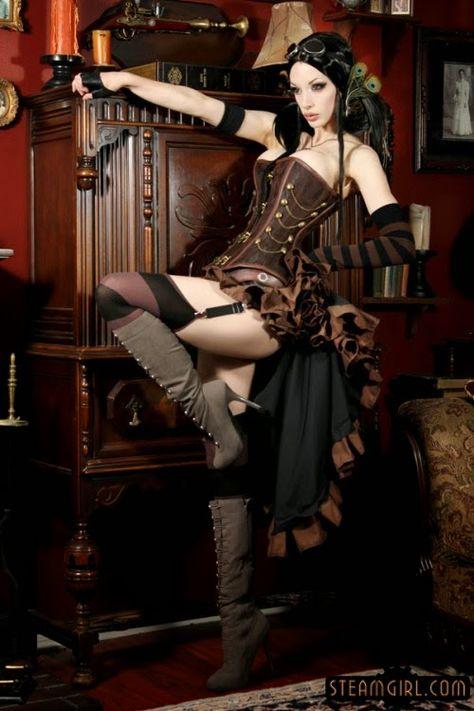 Kato steampunk sexy