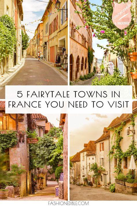 hidden gems in southwest France | secret destinations in France | small towns in southwest France | hidden gems in southwest France | where to go in southwest France