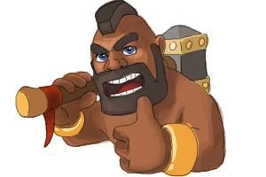 How To Draw Wallbreaker From Clash Of Clans Drawingnow Cartoon Drawings Clash Of Clans Drawing Lessons For Kids