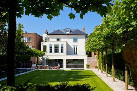 London Inglaterra Reino Unido Luxury Home For Sale