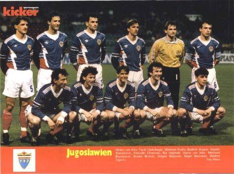 "Jugoslovenska reprezentacija ""Golden Generation"" of Yugoslavia FSJ"