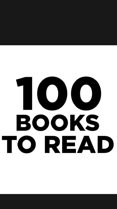100 Books Recommend For (library mindset)Great Work🔥