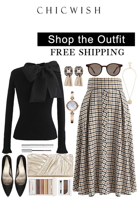 Free Shipping & Easy Return. Up to 30% Off. Button Front Plaid A-Line Midi Skirt  #womenfashion #clothing #fashion #outfit #alineskirt #midiskirt #skirt #partyoutfit #datingoutfit#top #heart #holidayoutfit #checkskirt #gridskirt