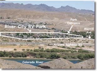 River City Rv Park Rv Parks Colorado River Bullhead City