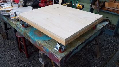 My Rainy Day Project Building Ideas Moving Dolly