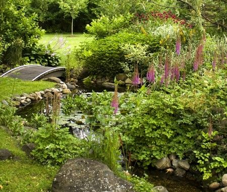 Invest In A Water Feature | Photo Gallery: Gorgeous Gardens | House & Home