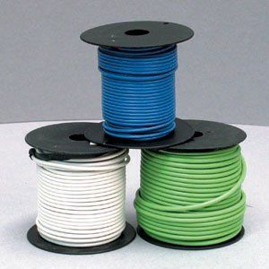 East Penn 7573 12 Gauge X 100 Single Conductor Wire By East Penn 34 20 12 Gauge X 100 Ul Csa Color White Plastic Plastic Insulation Electricity Wire