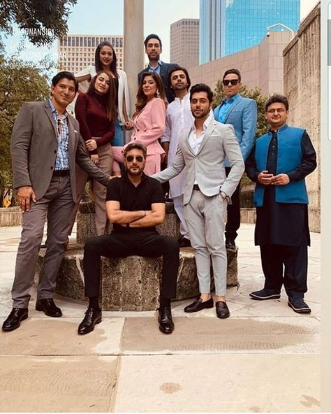 Pakistani Celebrities In Houston Tx For The 7th Hum Awards Pakistani Actress Celebrities Pakistani Dramas