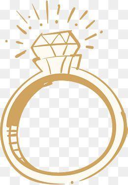 Wedding Ring Symbol Png Wedding Ring Vector Wedding Ring Drawing Ring Vector