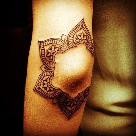 Mandala tattoo big gallery #tattoo #mandala