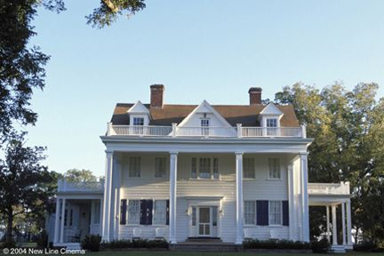 """House from """"The Notebook""""."""