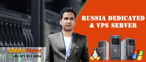 Best Russia dedicated server hosting plans buy at low cost - Onlive Server