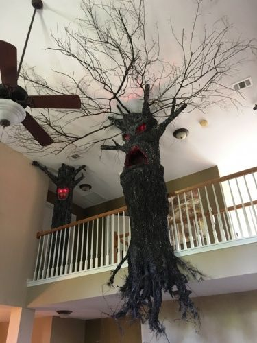 Halloween Eek Rhinestone Spider Web Pillow | Halloween Hollow ...