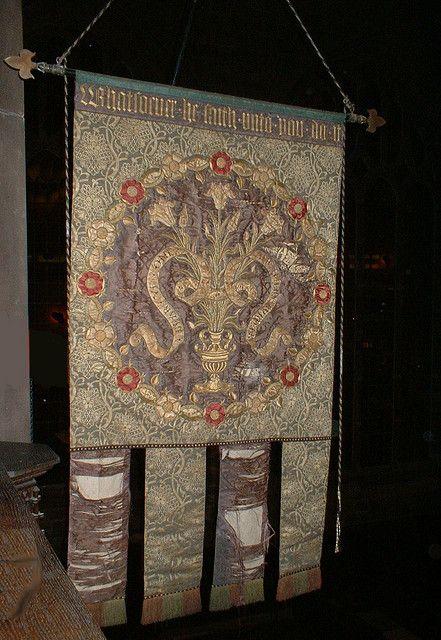 Rochdale- St Mary's Church - Banner