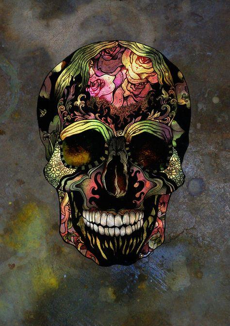 Happy Inner/Interior Feliz by Polilla, via Behance