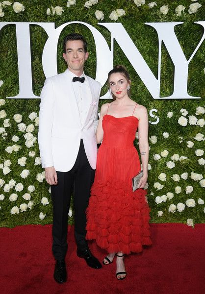 John Mulaney and Annamarie Tendler - The Cutest Couples at the 2017 Tony Awards - Photos