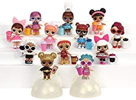 Amazon Com Lol Surprise Glitter Toys Games Com Imagens