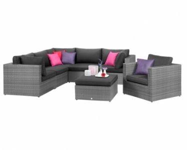 Salon Lounge Modena 23 Pcs En Promotion Chez Leen Bakker Exterieur