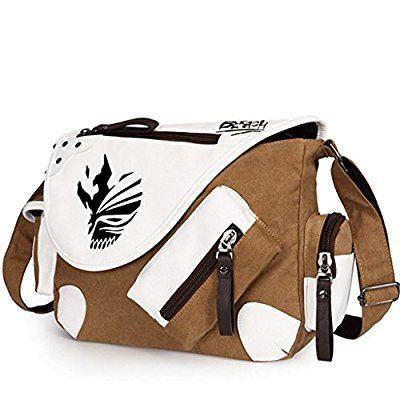 Siawasey Anime Black Butler Cosplay Messenger Bag Crossbody Handbag Satchel Backpack Shoulder Bag