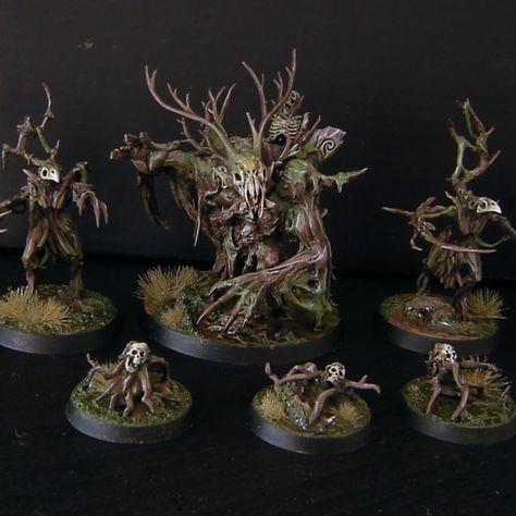 Spirit of Durthu - Sylvaneth Winter Army