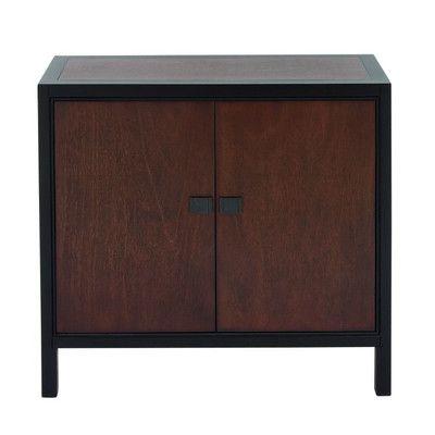 Best Karratha 3 Drawer Accent Chest Wooden Cabinets Wood 400 x 300