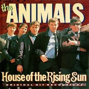 The Animals House Of The Rising Sun Yahoo Image Search Results House Of The Rising Sun Rock Album Covers Traditional Folk Songs