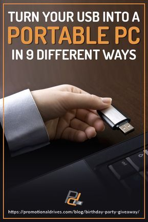 9 Ways To Use A USB Drive As A Portable PC PromotionalDrives is part of information-technology - In this article, we've listed 9 ways you can turn an ordinary USB drive into a portable PC you can take with you anytime and anywhere! Life Hacks Computer, Computer Diy, Computer Projects, Computer Coding, Computer Programming, Electronics Projects, Computer Hacking, Computer Gadgets, Programming Languages