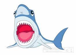 Funny Shark Face Clipart Busqueda De Google Shark Mouth Open Sharks Funny Shark