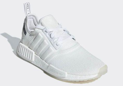 8c948b1d212c Another adidas NMD R1 Triple White Is Coming Soon  adidas  Coming  NMD  R1   Triple  White  shoes  shoesforwomen  diy  decor  dresses  fashion  moda ...
