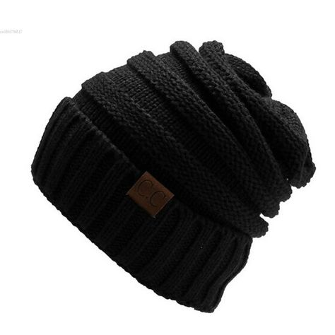017a314c28f Winter Bad Hair Day Warm Unisex Knitted Ski Crochet Slouchy Hat Cap for  Women Men Beanies Hip Hop Hats Hot