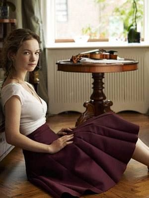 Hilary Hahn As A Teen Click On Pic To See A Larger Pic