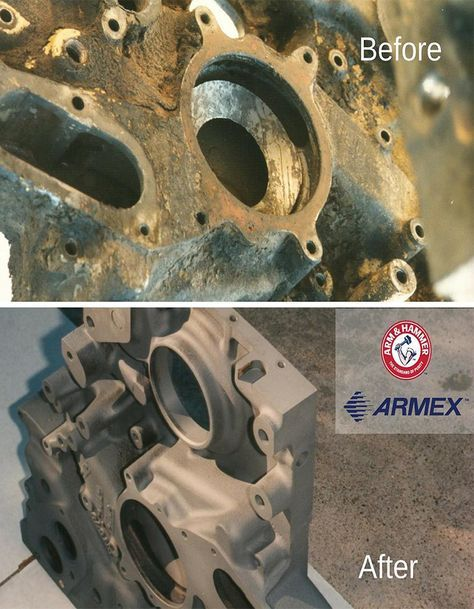 Soda Blasting Media >> Armex Soda Blasting Media To Clean All Automobile Parts Soda