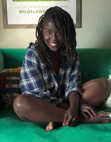 Black girl barefoot Pin On Hair