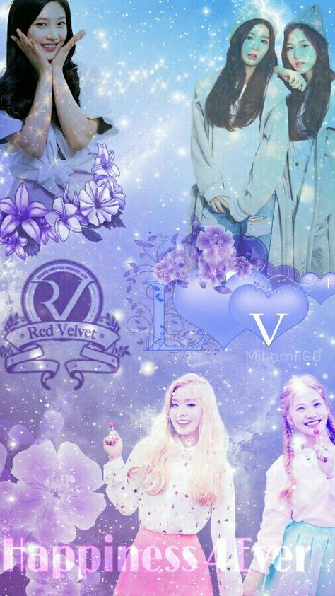 List Of Pinterest Red Velvet Kpop Wallpapers Desktop Pictures