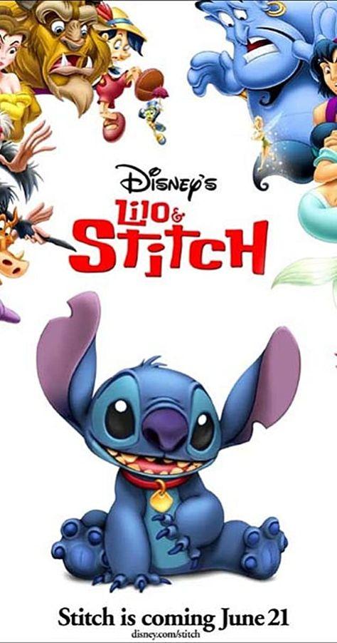Lilo & Stitch (2002) - IMDb
