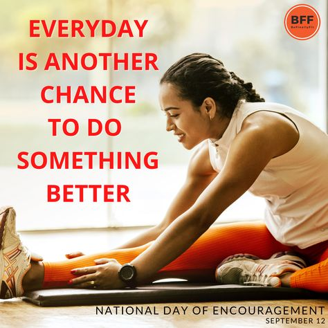Everyday is another chance to do something better. . . . #befinallyfit #bff #fitnesstip #fitquote #fitnessmotivation #weightloss #weightlossjourney #weightlossforwomen #loseweight #weightlossmotivation #healthyliving #28days #cleaneating #diet #eatclean #fitnessisawayoflife #fitspo #getfit #healthylifestyle #weightlosshelp #weightlossideas #weightlossinspiration #weightlossquotes #weightlosstips #howtoloseweight #howtolosefat #fitnessquotes #fitnesstransformation #weightlosstransformation