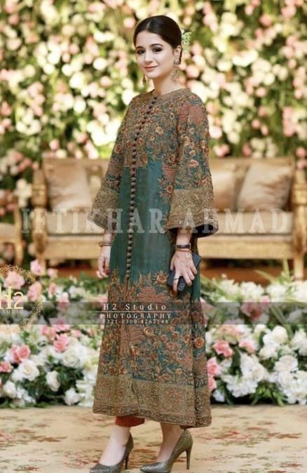 47 Ideas Dress Brokat Kuning Dress In 2020 Pakistani Bridal Dresses Fashion Dresses Dress Brokat