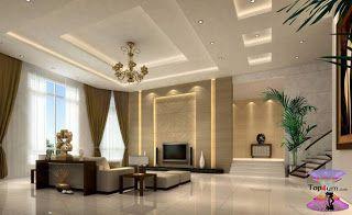 افضل ديكورات جبس اسقف راقيه 2020 Modern Gypsum Board For Walls And Ceilings Ceiling Design Living Room Best Ceiling Designs False Ceiling Design