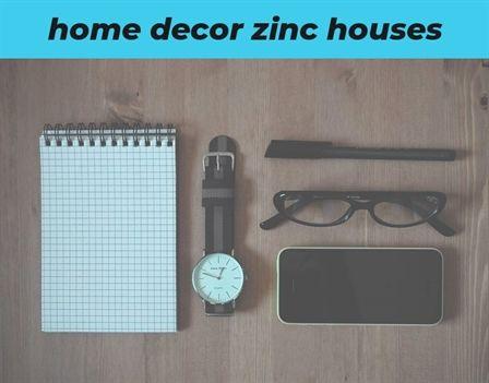 Home Decor Zinc Houses10372018100405453662 Home Decor