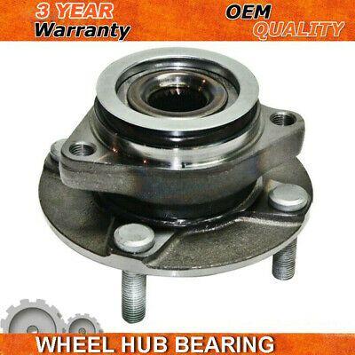 Advertisement Ebay New Front Wheel Hub Bearing Fits 2007 2008 2009 2010 20