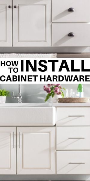 How To Install Kitchen Cabinet Hardware Installing Kitchen